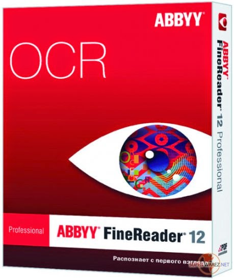 ABBYY FineReader Pro 12 cover
