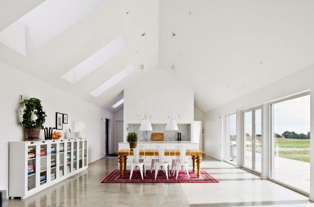 Decoraci n f cil decoraci n minimalista con estilo - Casas estilo escandinavo ...