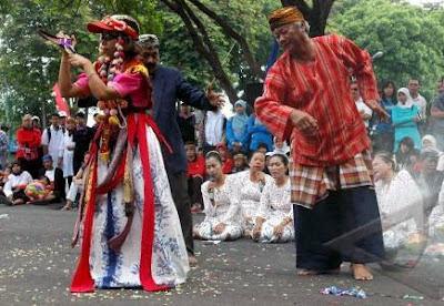Tradisi Kesenian Sintren Kab Batang
