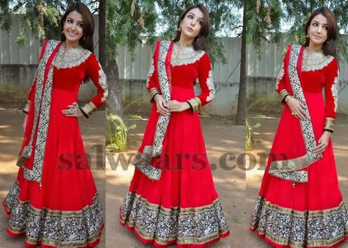 Sonia Floor Length Salwar