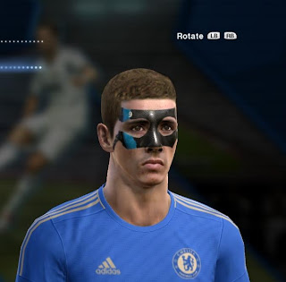 Face F. Torres Mask by Salmanfl