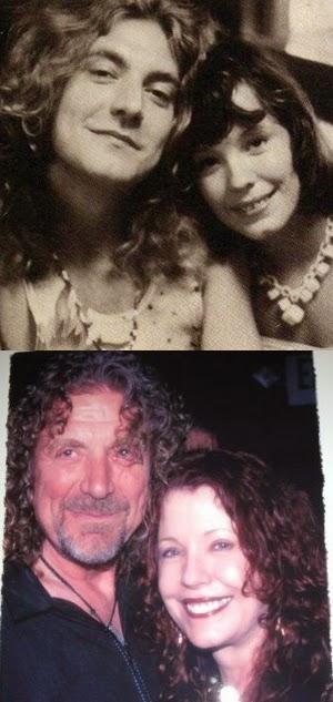 Robert Plant Jesse Lee Plant
