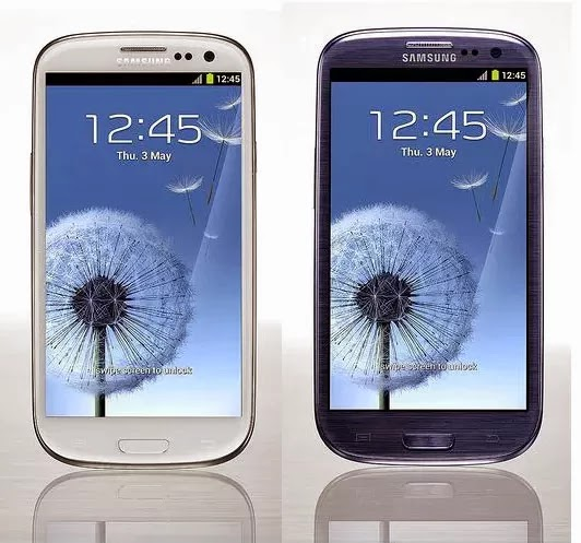 Samsung Galaxy S3 se actualiza a Android Jelly Bean 4.3