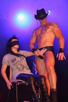 Salon de L'Erotisme - Mulhouse 2012  - Rudy