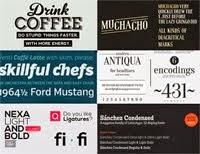 Las 100 mejores tipografías gratuitas para 2013