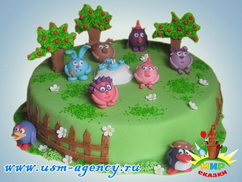 Торты для детей на день рождения своими руками для девочки