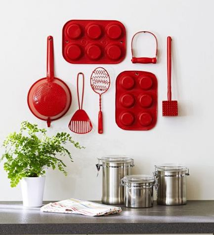 Kitchen Wall Art Ideas, rounded up at Serenity Now