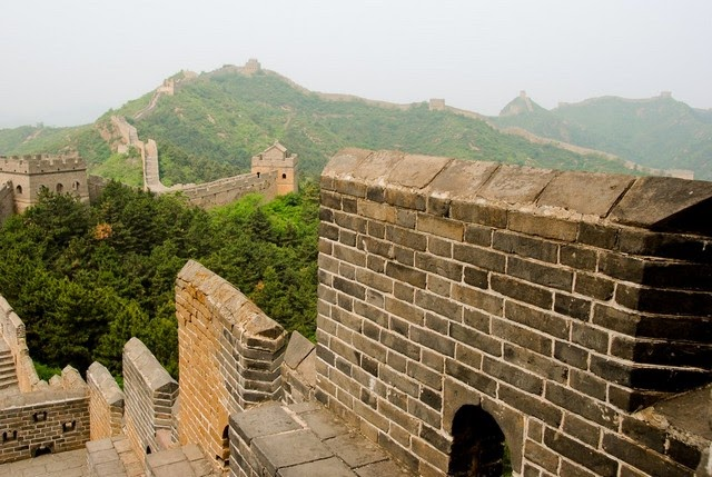 1. Great Wall of China (Beijing, China)