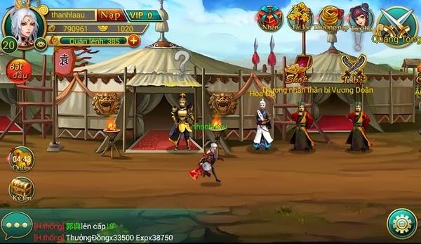 tải game đế vương online