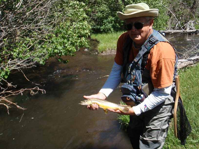 Southern utah fly fishing quiet fly fisher guide service for Utah fishing report