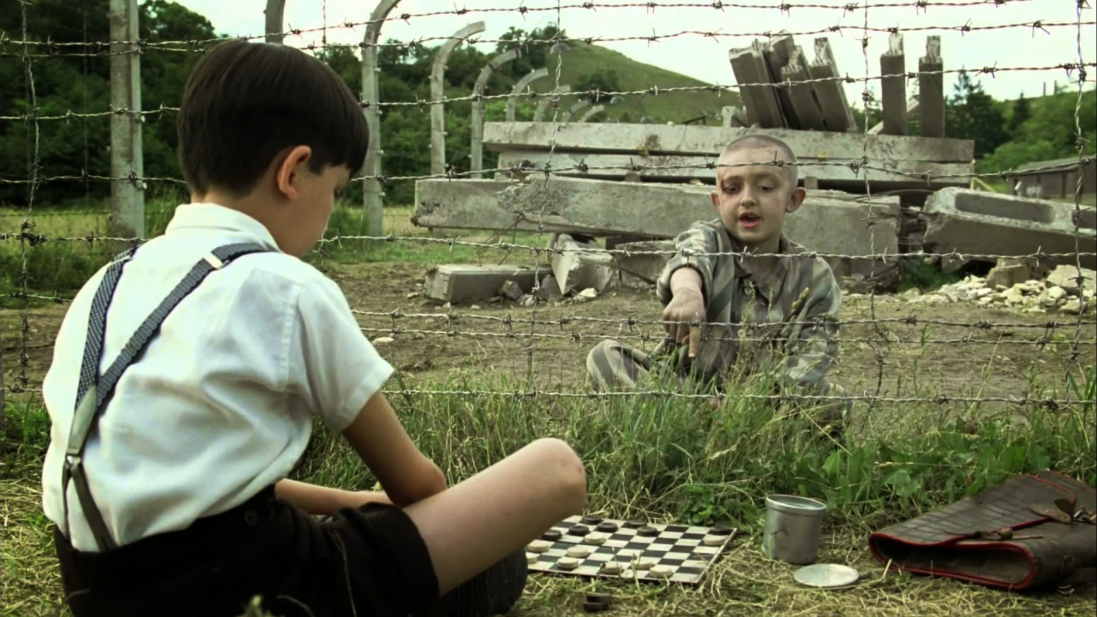 the friendship between bruno and shmuel and the interpretive nature of the boy in the striped pajama Explain how the theme of friendship is portrayed in john as the friendship between the two boys grows, bruno friendship in the boy in the striped.