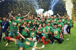 Kedah Juara Piala FA 2017
