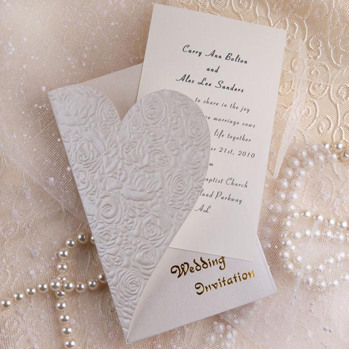 Elegant Wedding Invitations 2013