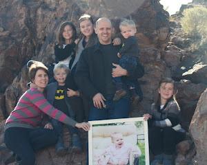 Waite Family 2012