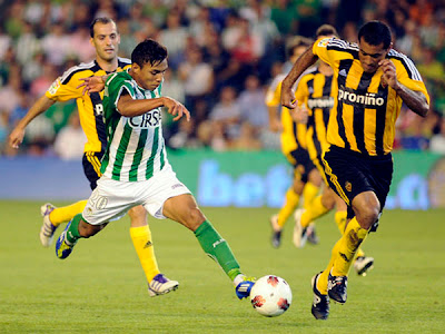 Real Betis 4 - 3 Real Zaragoza (2)