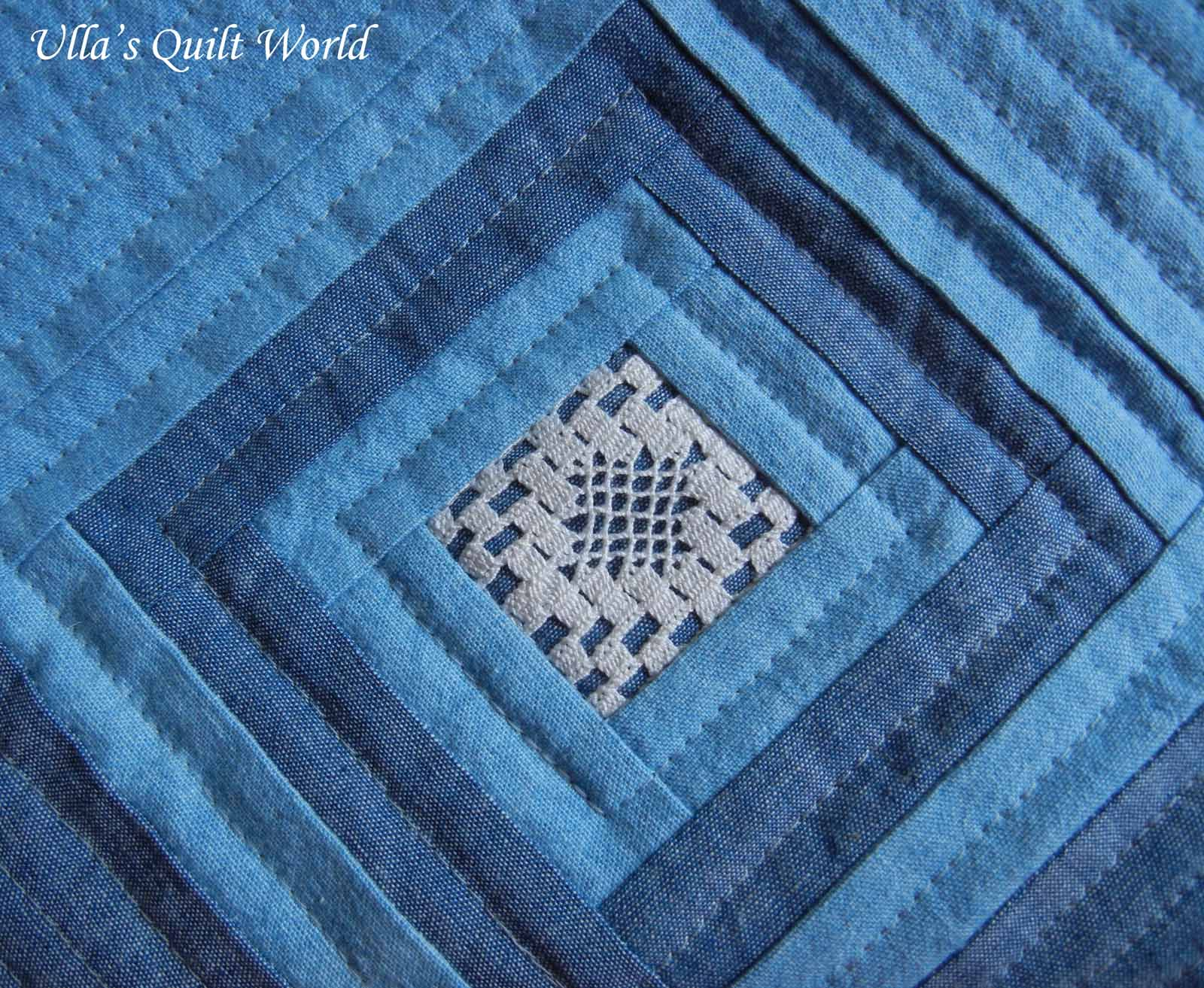 Quilting blogs what are quilters blogging about today for Window quilt