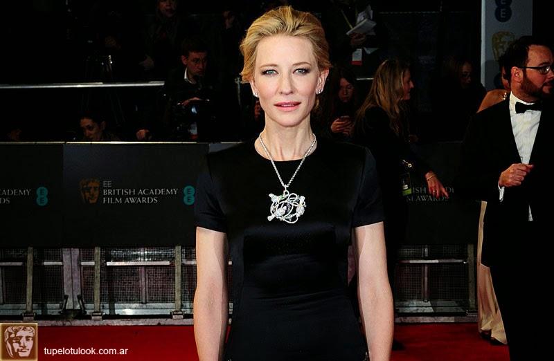 cortes de pelo 2014 BAFTA