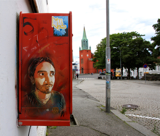 street art by c215 for nuart in norway 11
