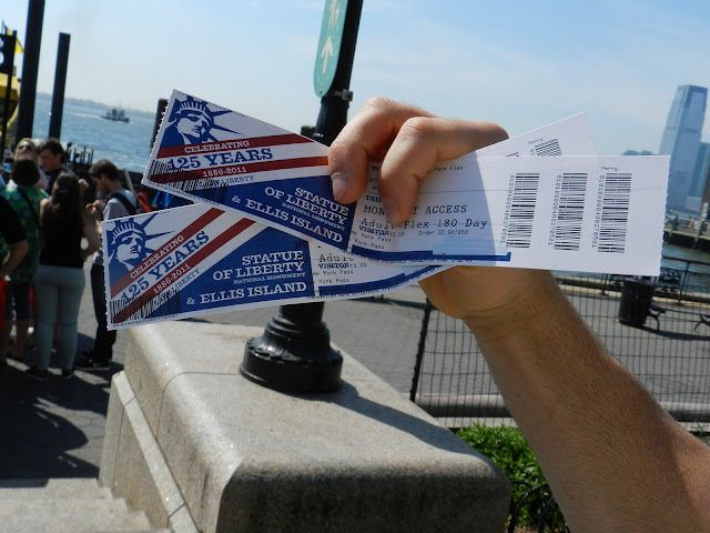STATEN ISLAND FERRY TICKETS