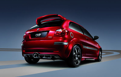 Prices And Specifications : R3 Satria Neo (Limited Edition) | Proton