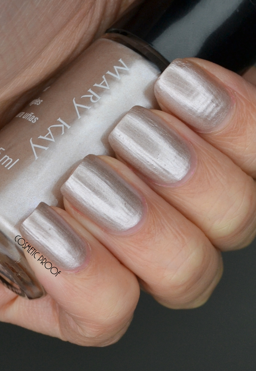 NAILS | Mary Kay Fall Nail Lacquer in Polished Pearls and Berry ...