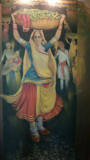 Panna Dai saving Maharana Udai Singh