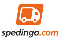 Logo spedingo.com Trasporti e traslochi