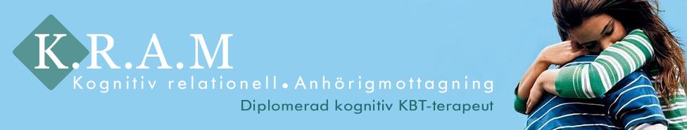 K.R.A.M - Kognitiv relationell anhörigmottagning