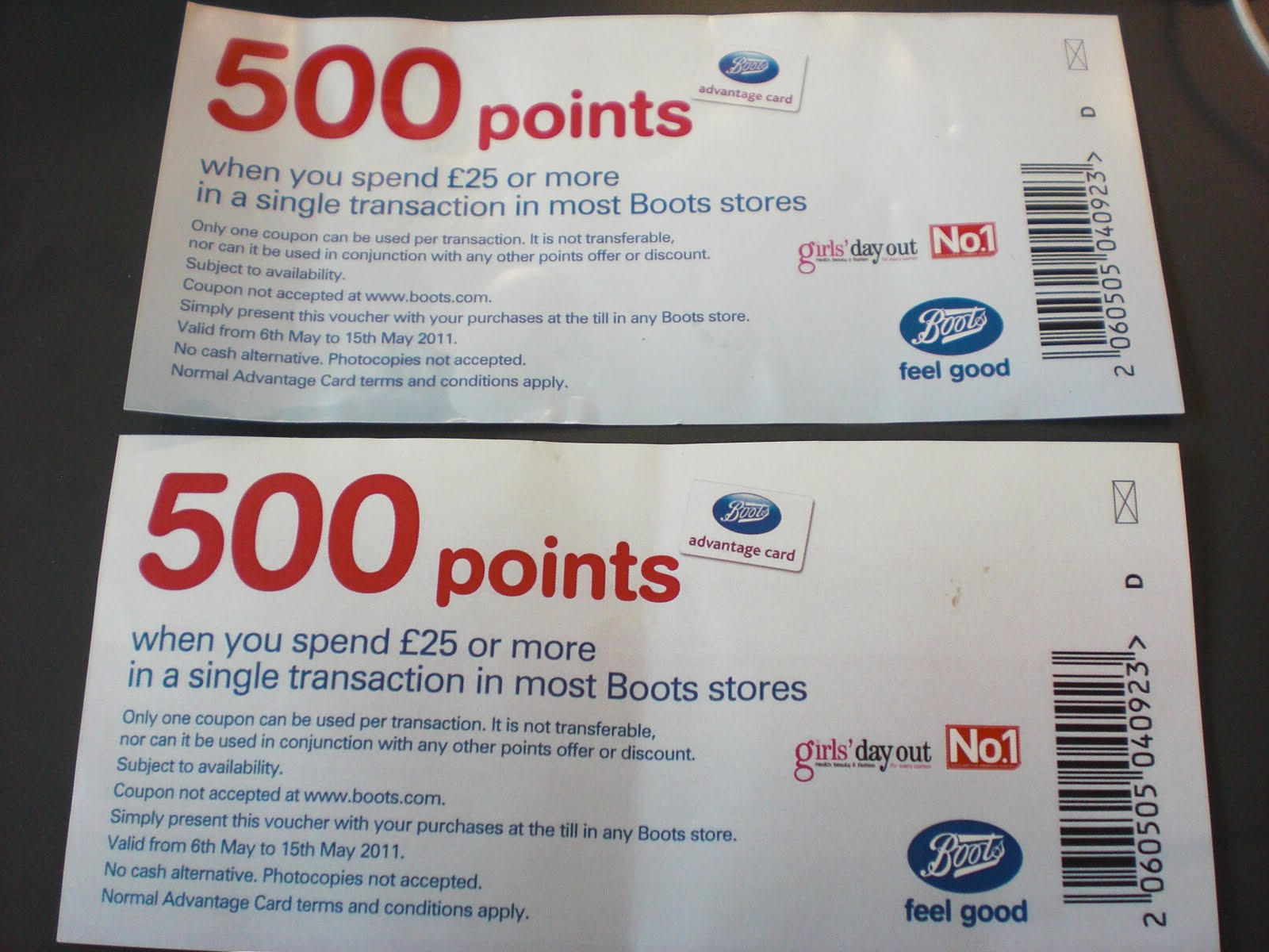 Boots stocks medicines, cosmetics, food and drink, electronics and plenty more essential items. All of these products can be purchased in-store using Boots Gift Cards or Customers can use discount codes at the Boots Online Store. All the best vouchers can be found on the Boots hotukdeals vouchers listings pages. How to redeem Boots vouchers.