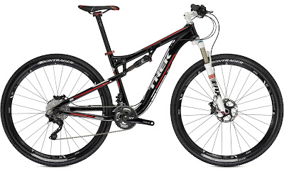 2013 Trek Superfly 100 Pro AL 29er MTB FS Bike