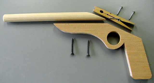 Wooden+Pistol+Plans That's not to say that you can't accessorize your ...