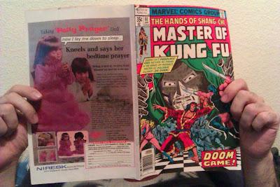 Master of Kung Fu #60