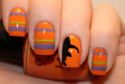 nail Halloween Nail Art