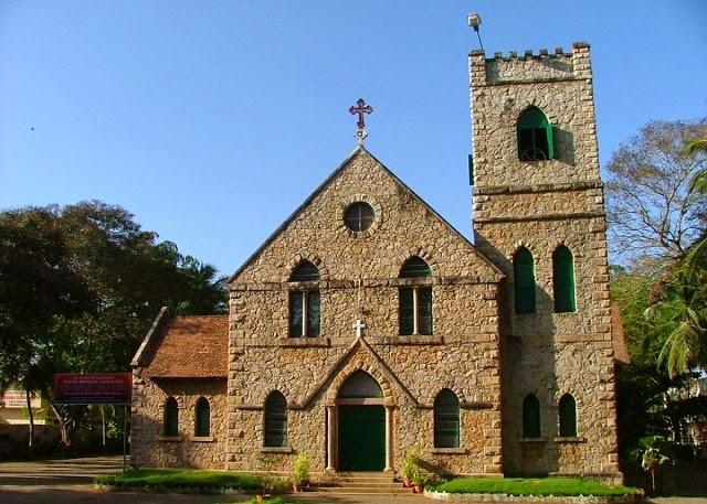 CSI Christ Church in Munnar,Kerala