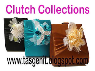 tas pesta clutch bag