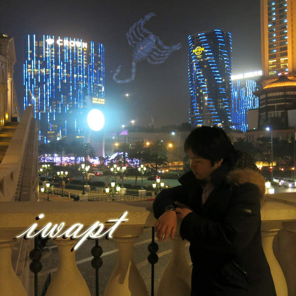 [Single] iwapt – サソリの祈り ~Prayer of Scorpion Unplugged Version ~ (2015.12.16/MP3/RAR)
