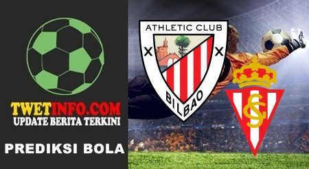Prediksi Athletic Bilbao vs Sporting Gijon