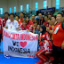 Foto Team Taekwondo Indonesia di SEA Games 2011