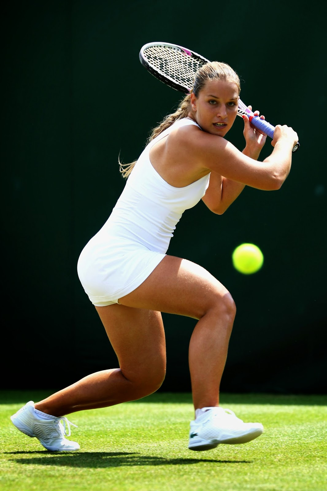 Dominika Cibulkova Beautiful New Hot Pictures 2014 15 I