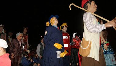 DISSABTE 2 D'OCTUBRE DE 2010 - CIUTAT DE VIC (25 ANIVERSARI DE L'ACGC)