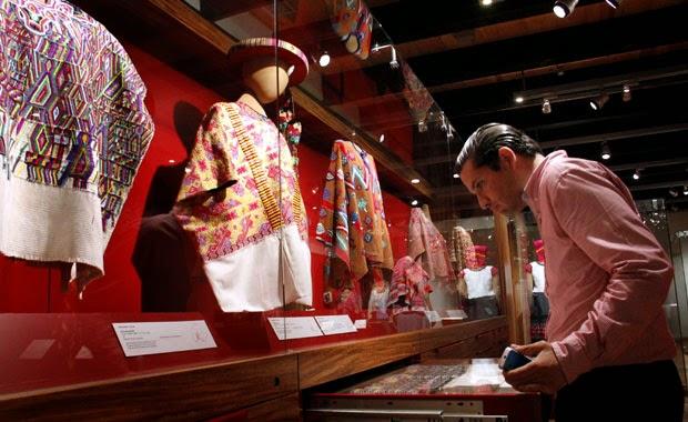 Centro de Textiles del Mundo Maya, San Cristobal de las Casas