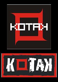 Kotak Band Logo Vector download free