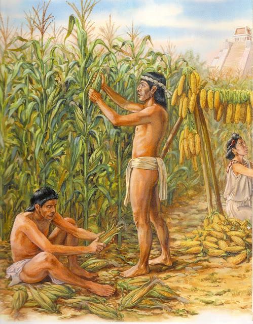Indios Aztecas De Mexico