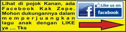 LIKE FACEBOOK Kak Zepe ya