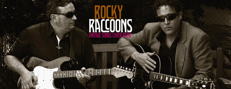 tHe RoCky RaCcOOns CoVeR BanD