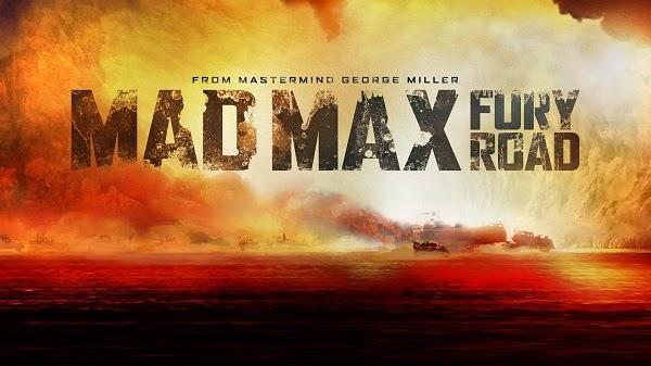 Film Mad Max: Fury Road 2015