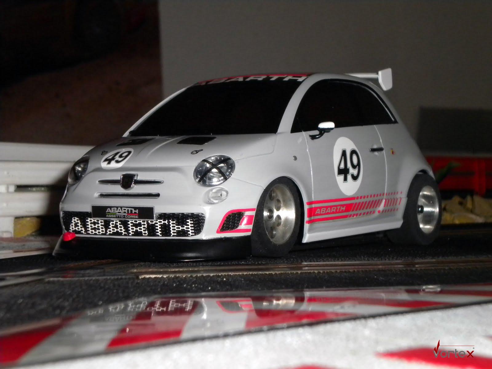 Kyoshosan Pn Slot Fiat Abarth 500 Racing V2 Rc Printed Circuit Board Assembly Mr03 Setting