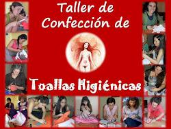 Taller de Confección de Toallas Higiénicas de Tela