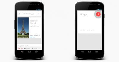 Google Voice, Jelly Bean