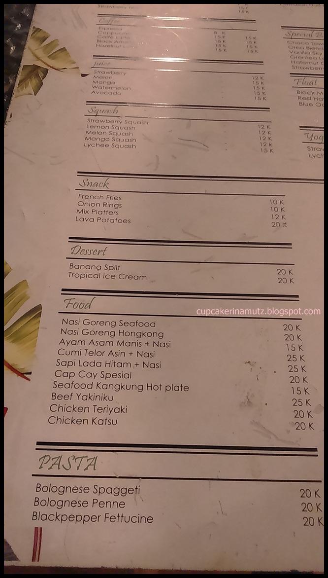 Z Kitchen Jogja Menu Of Kuliner Jogja Go Rich Bar And Kitchen Rina Chabbymutz